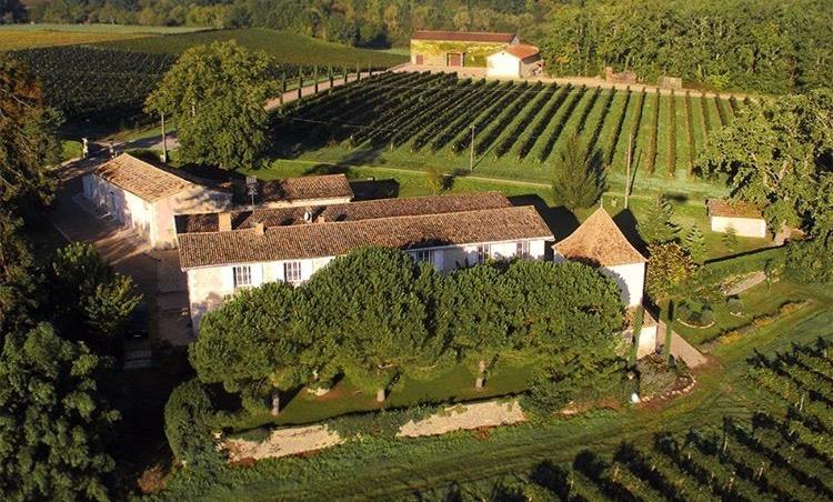Le Château Hostens-Picant